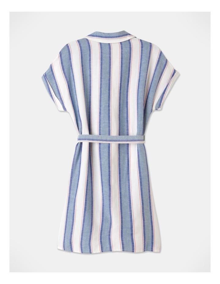 Joelle Short Sleeve Shirt Dress image 3
