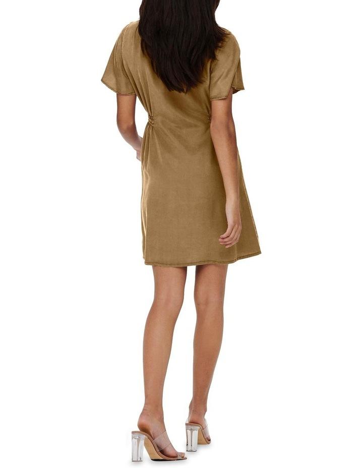 Magne Life Short Sleeve Button Dress image 2