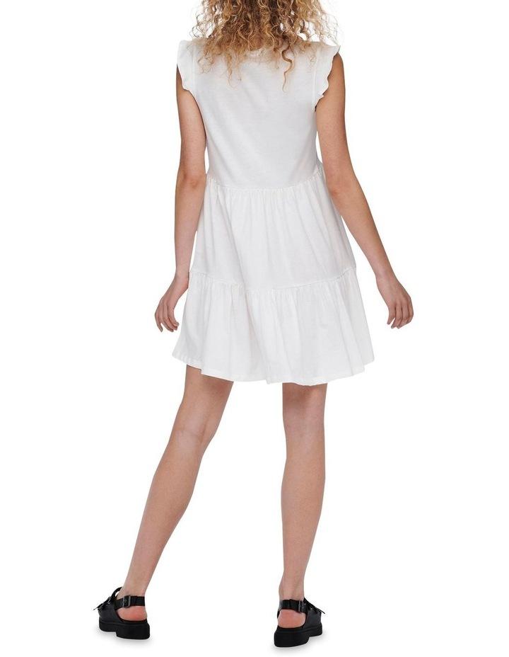 May Life Cap Sleeves Frill Dress image 2