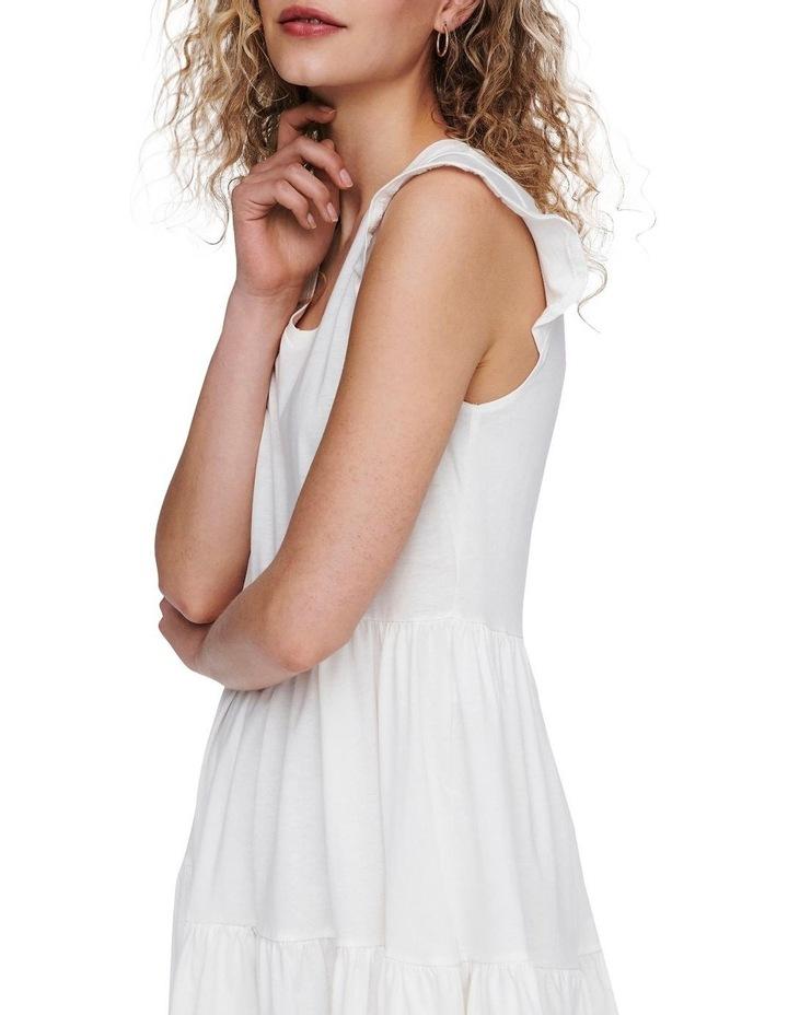 May Life Cap Sleeves Frill Dress image 5