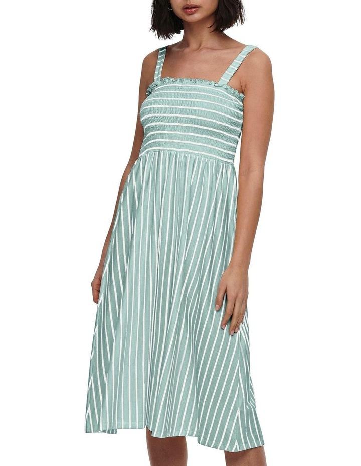 Peppa Life Singlet Smock Dress Surf Spray image 1