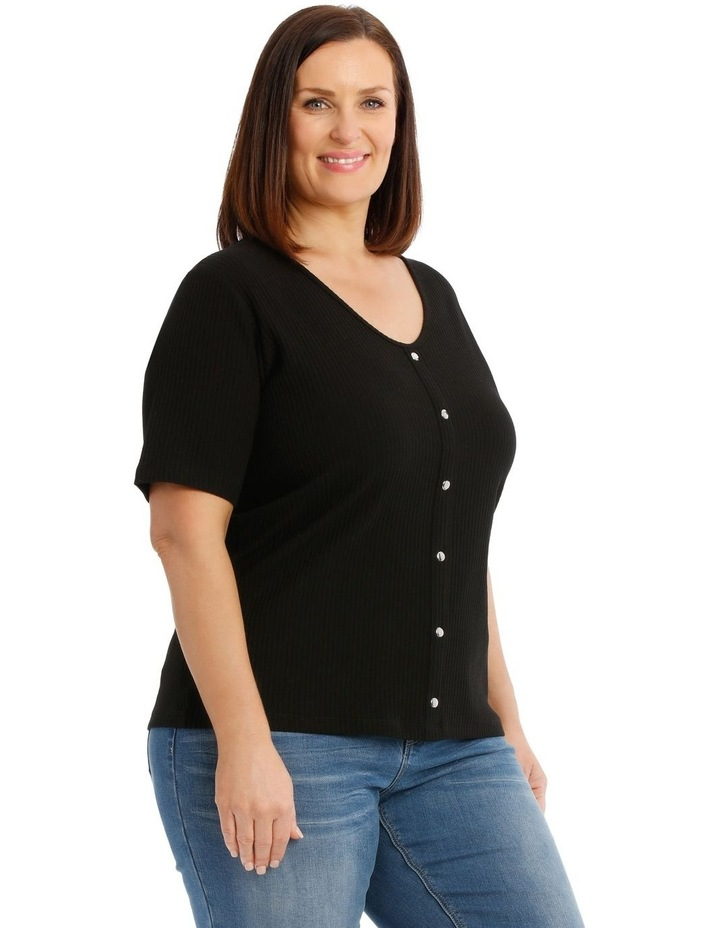 Cardiona Short Sleeve Top image 2