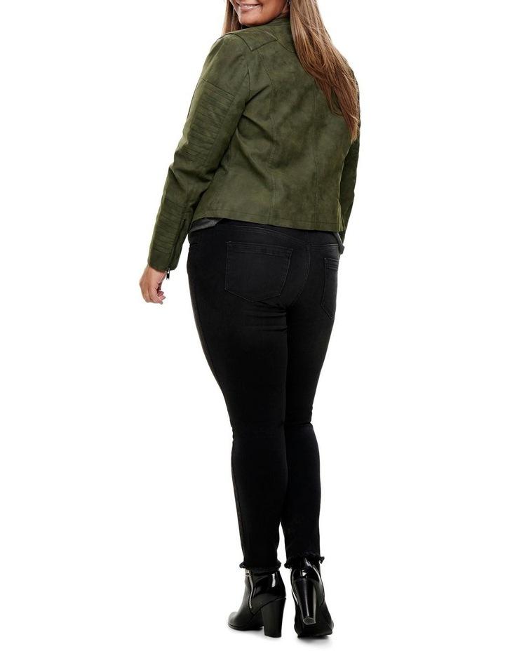Avana Faux Leather Jacket image 2
