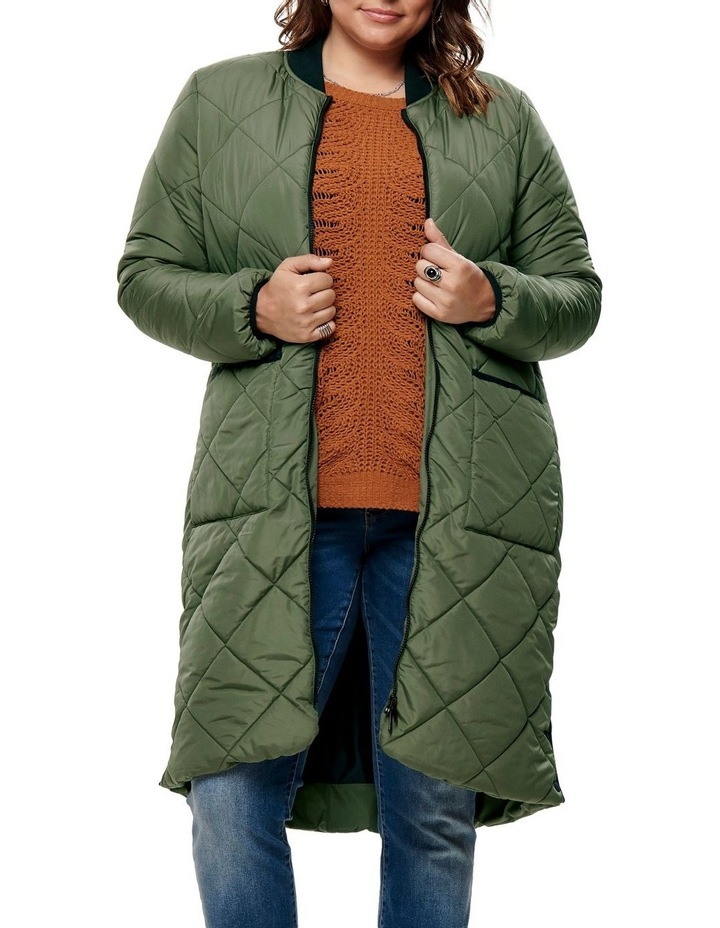 Carrot Quilted Jacket image 1