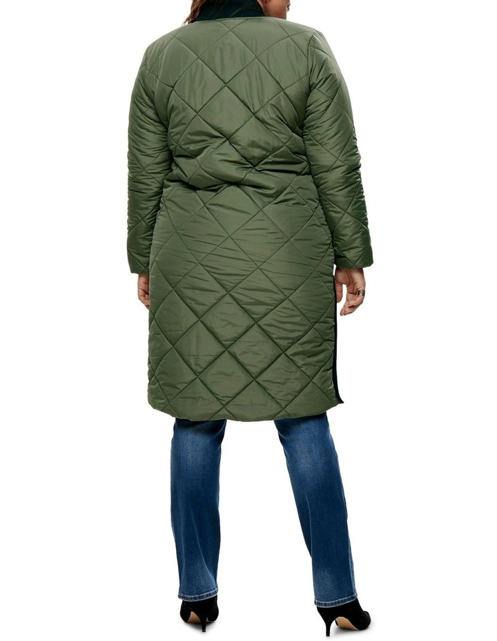 Carrot Quilted Jacket image 2