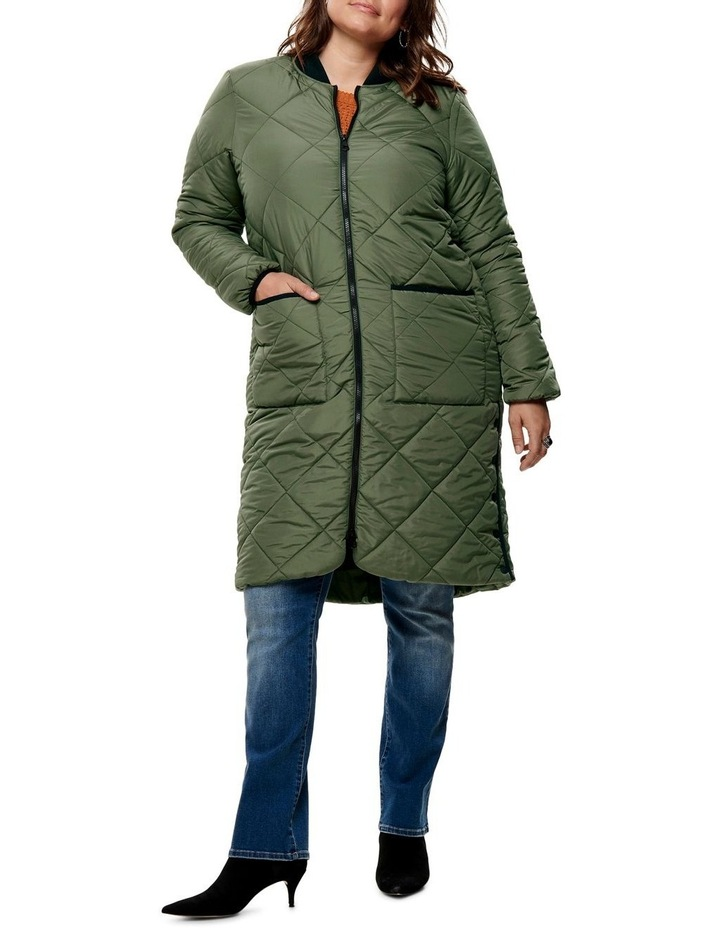 Carrot Quilted Jacket image 3