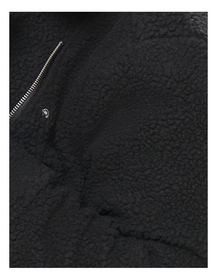 Denver Black Biker Jacket image 4