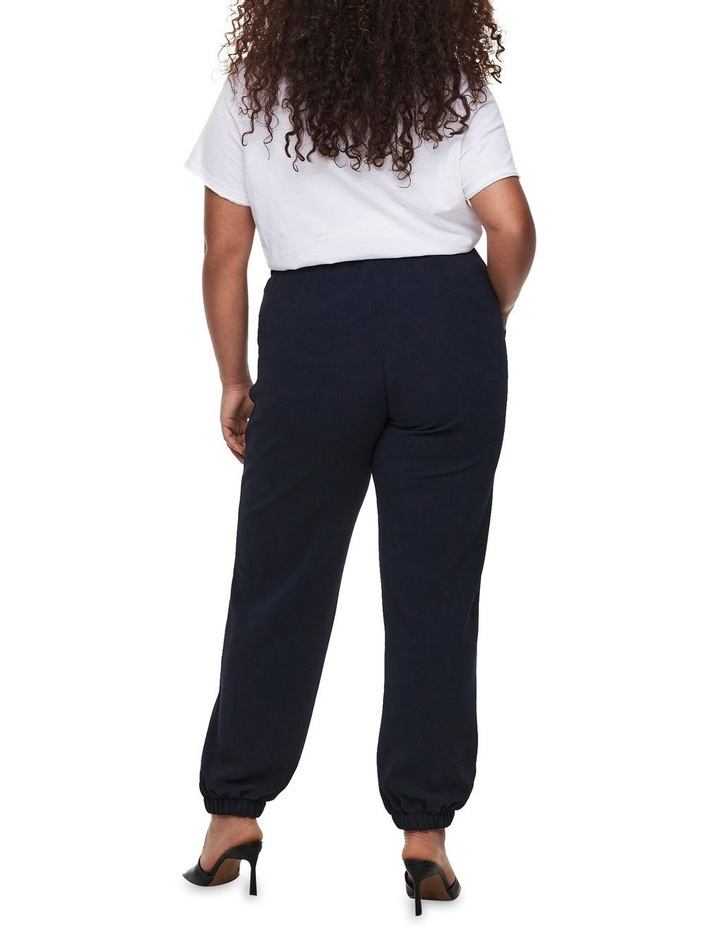 Betty Belted Navy Cuffed Pants image 2