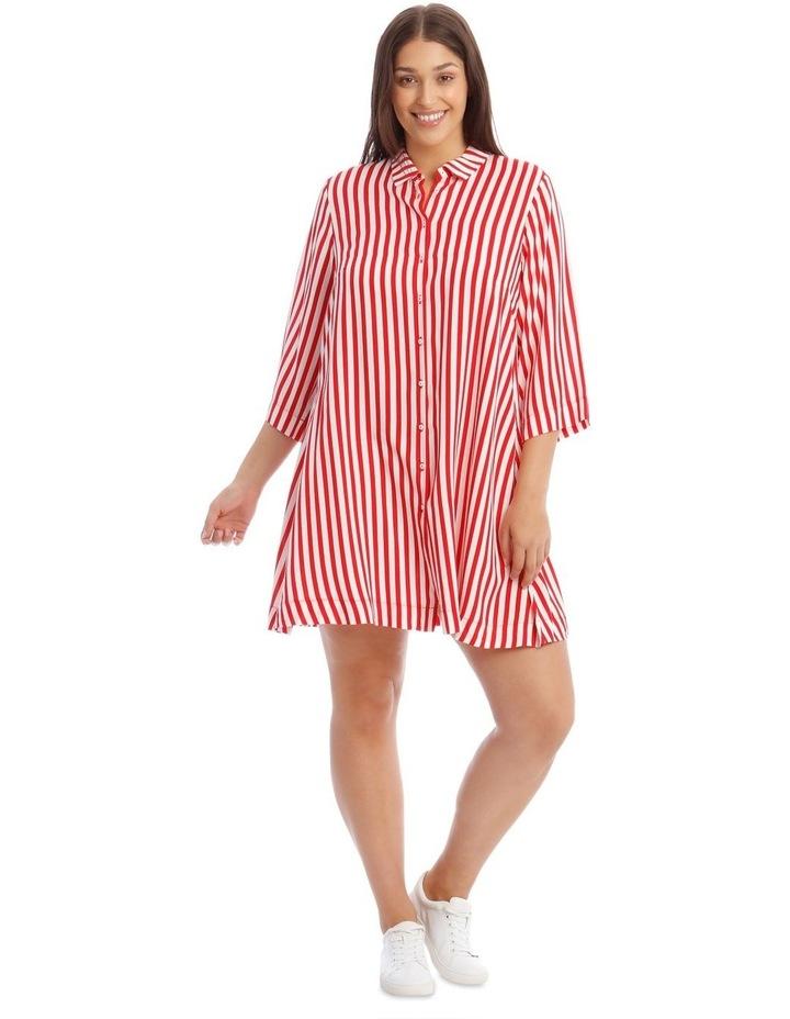 Luna Shirt Dress image 1
