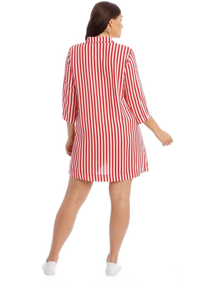 Luna Shirt Dress image 3