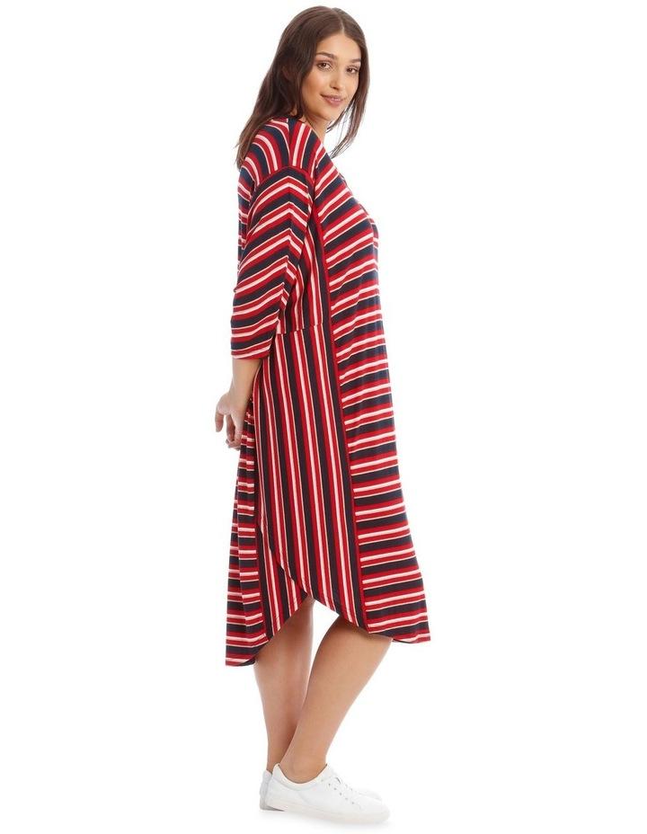 Dania Striped Dress image 2