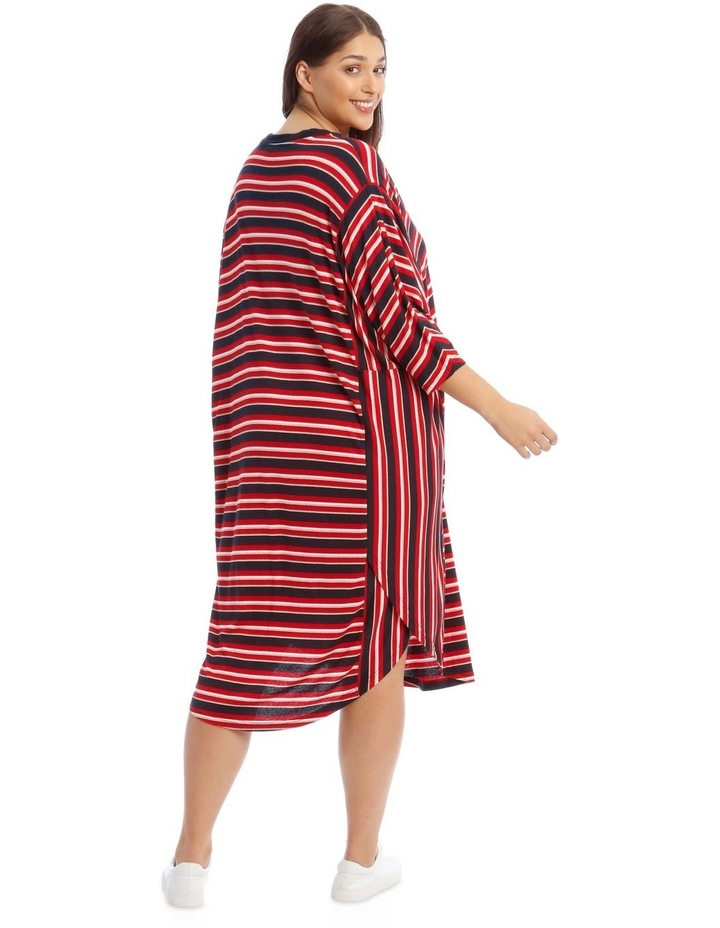 Dania Striped Dress image 3