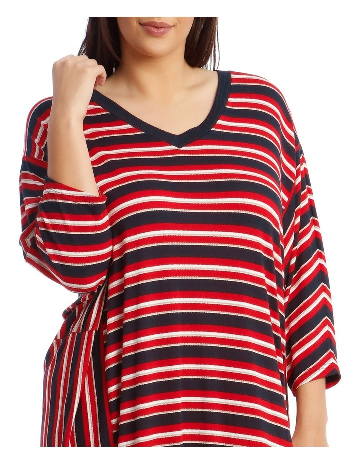 Dania Striped Dress image 4