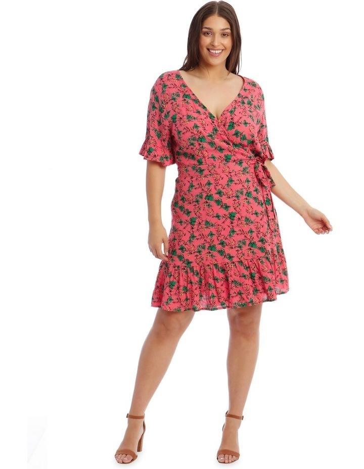 Savannah Wrap Dress image 1