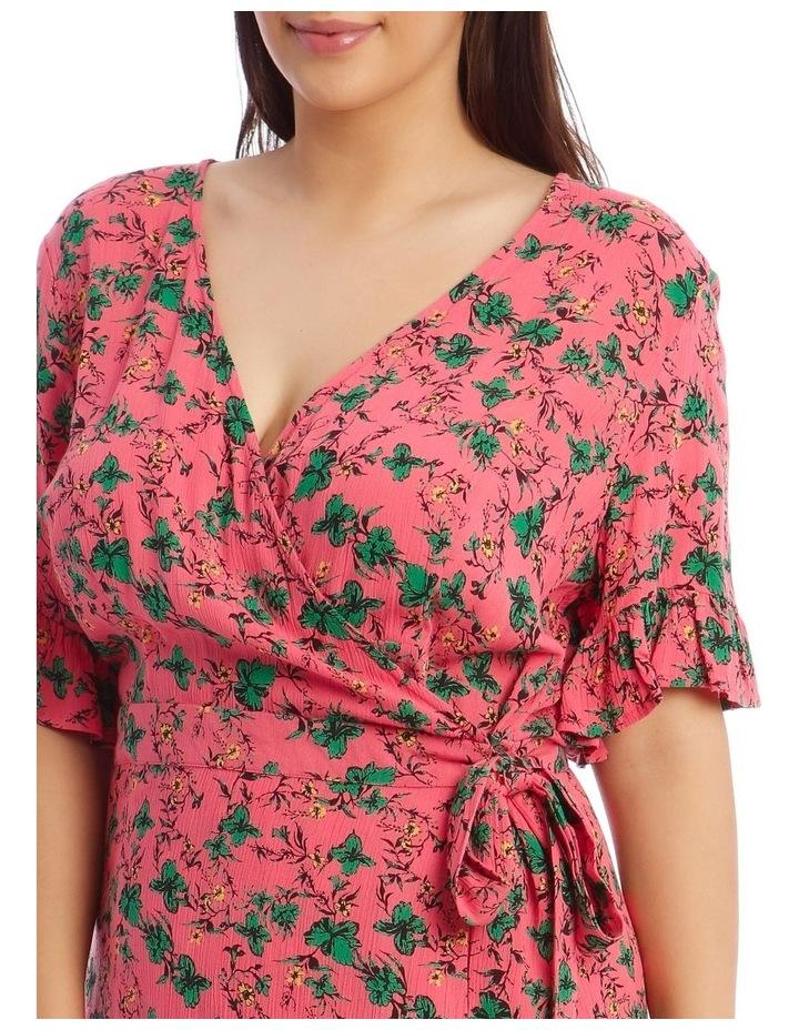 Savannah Wrap Dress image 4