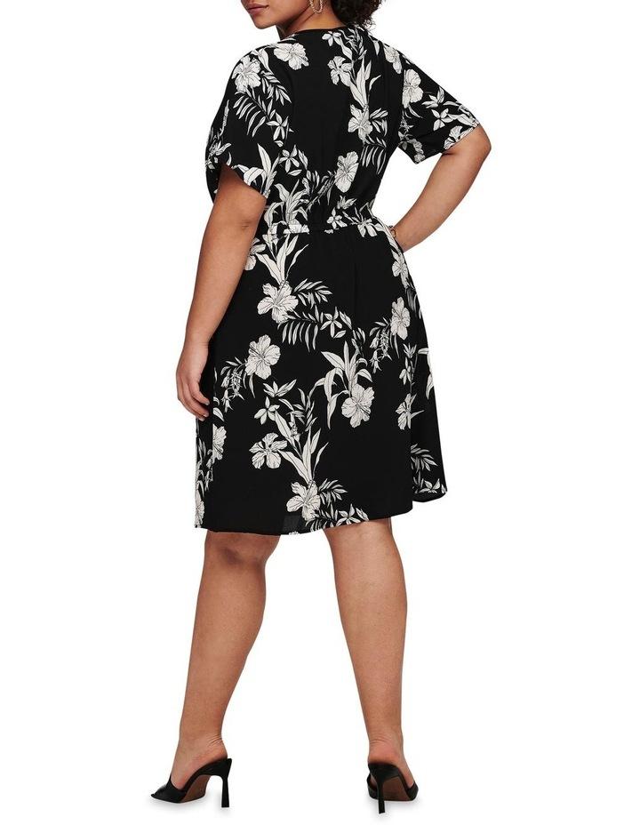 Luxina Short Sleeve Wrap Dress image 2