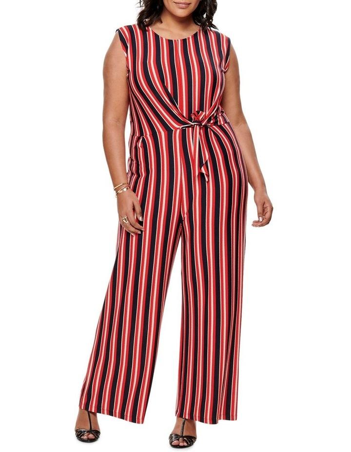Tyra Stripe Jumpsuit image 1