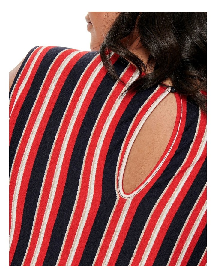 Tyra Stripe Jumpsuit image 4