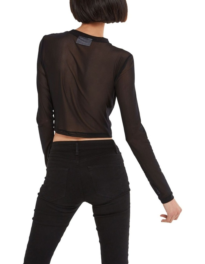 Carole Long Sleeve Tight Top image 2