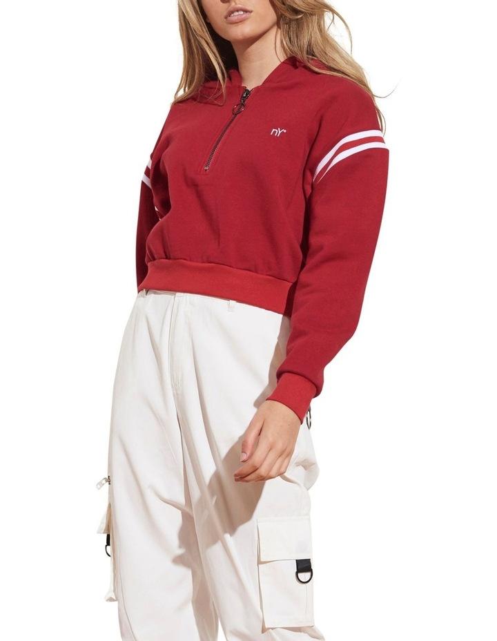 Blair Hood Sweater image 2