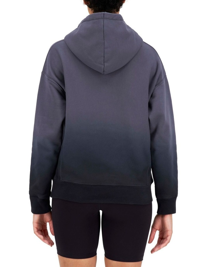 Reverse Weave Ombre Hoodie image 3