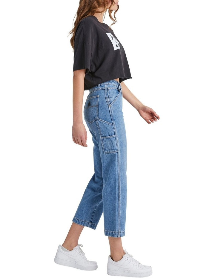 A Cropped Oversized Tee image 3