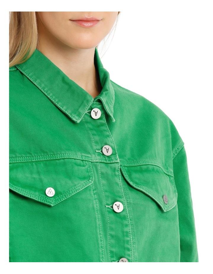 A Bonnie Denim Jacket image 4