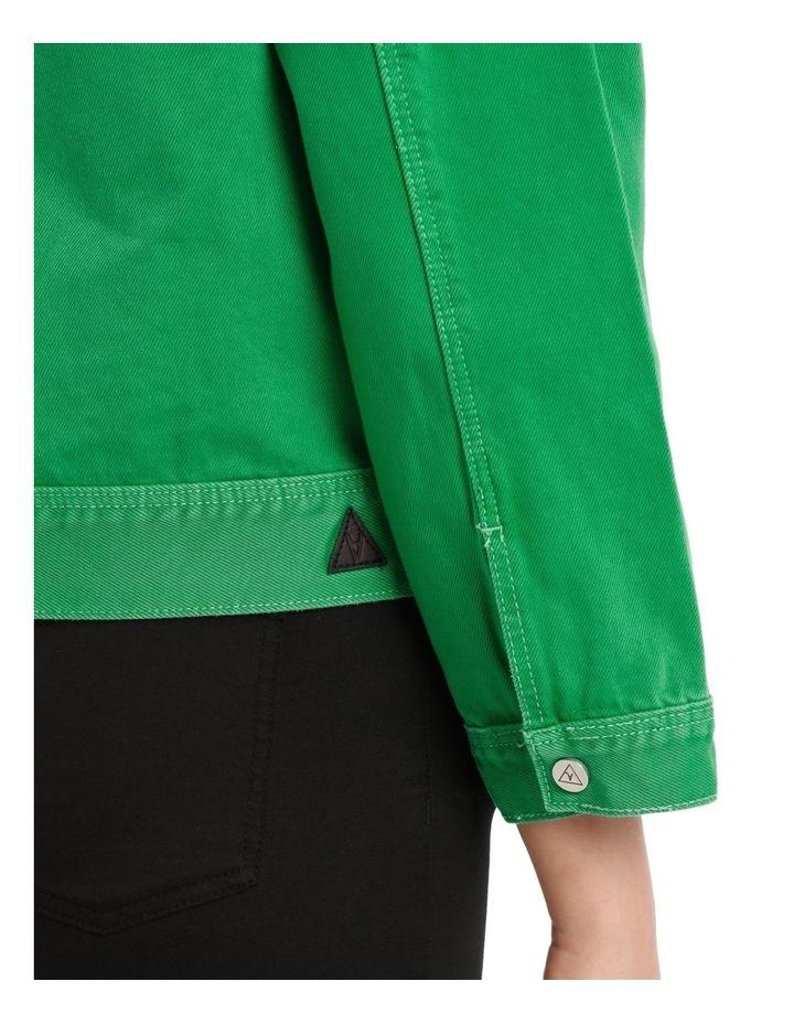 A Bonnie Denim Jacket image 5