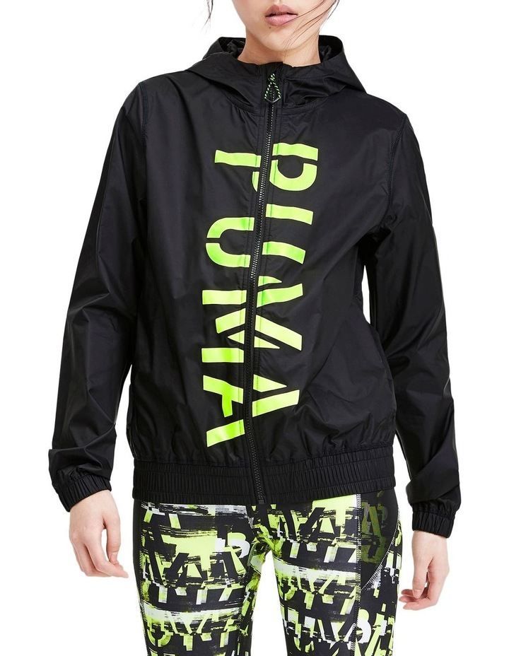 Be Bold Graphic Woven Jacket image 1