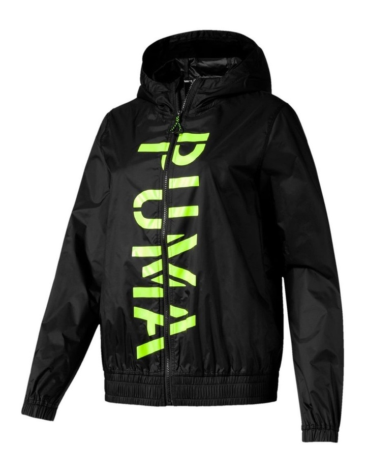 Be Bold Graphic Woven Jacket image 4