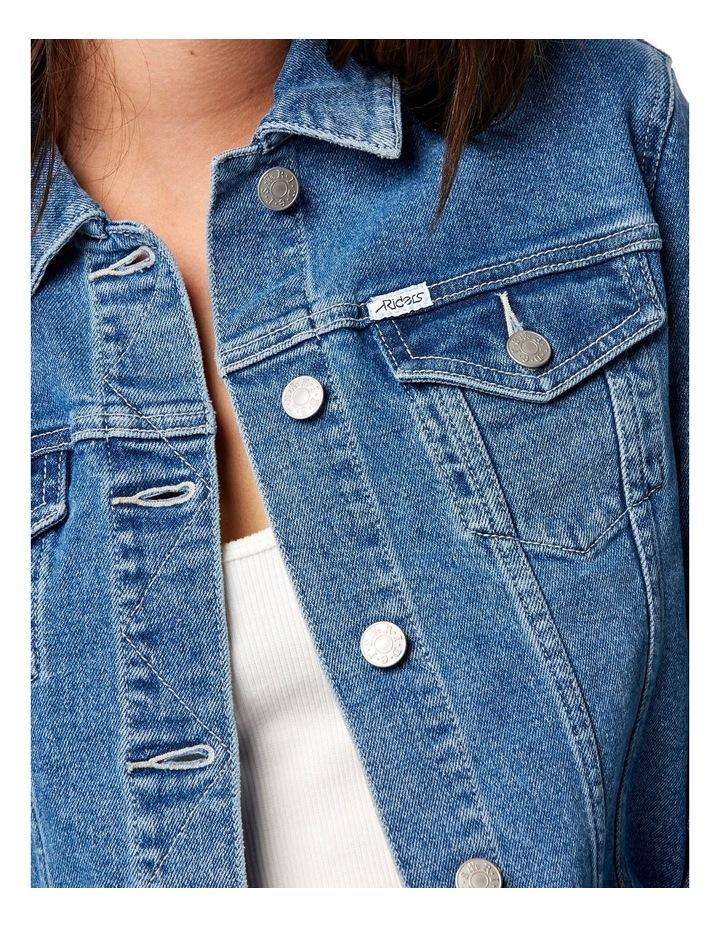 Classic Denim Jacket Manhattan image 3