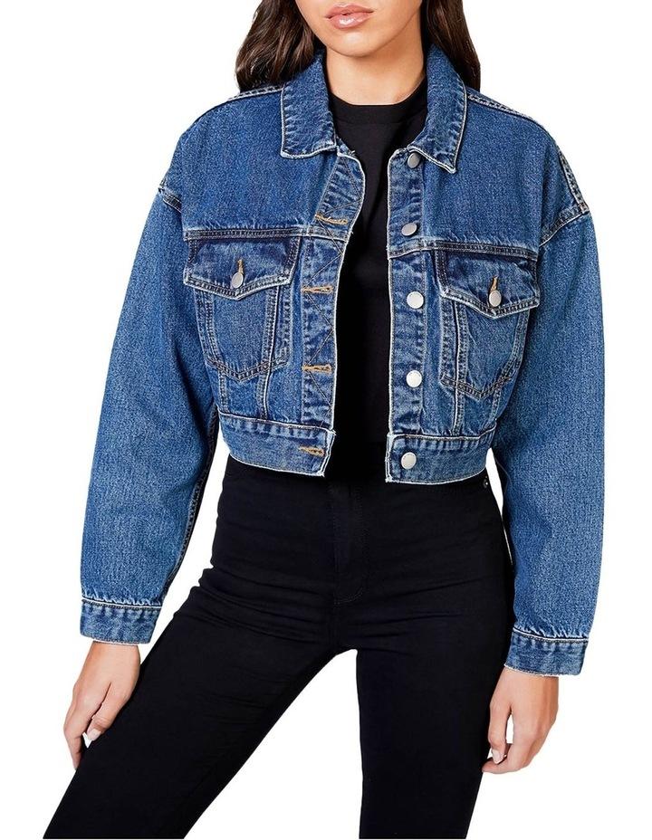 Yoko Trucker Jacket image 1