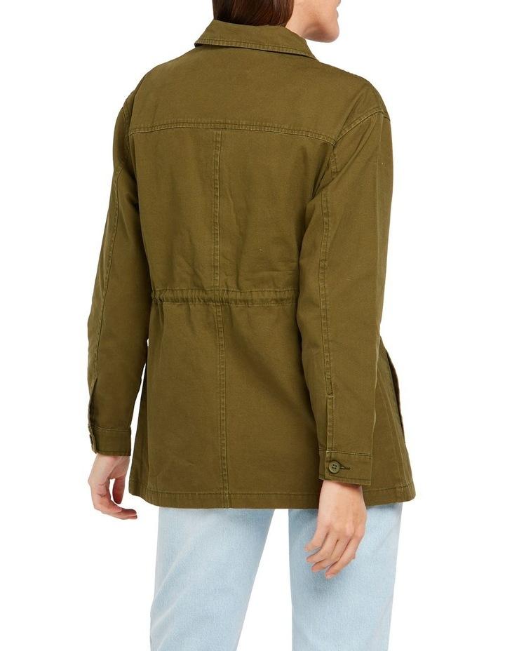 Cadet Overcoat Worn Khaki image 2