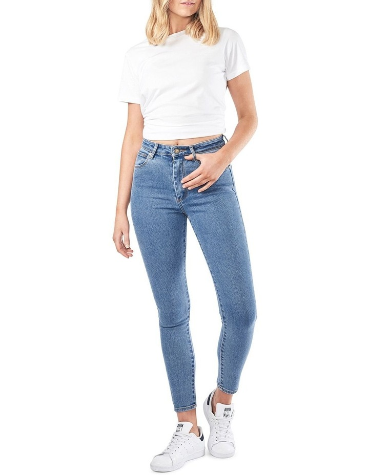 High Skinny Jean image 4