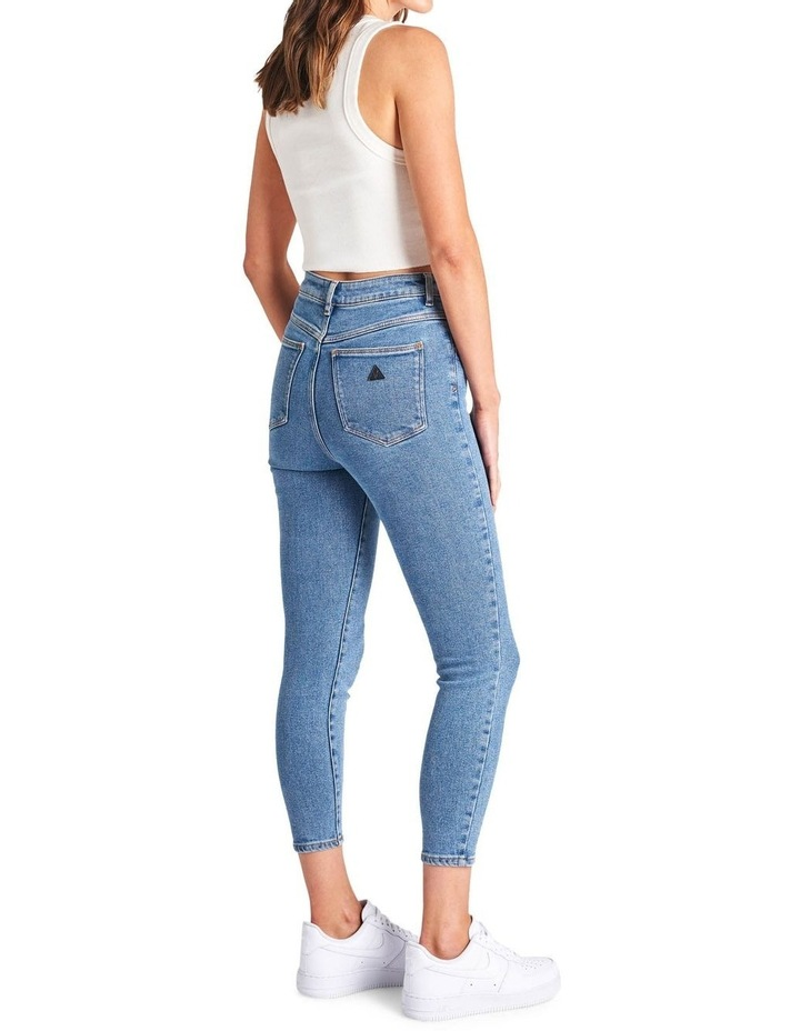 A High Skinny Ankle Basher Petite Jean image 2