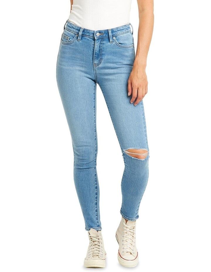 Mid Ankle Skimmer Jean image 1