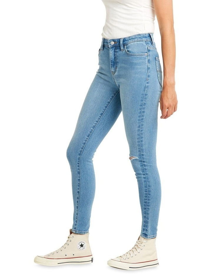 Mid Ankle Skimmer Jean image 2