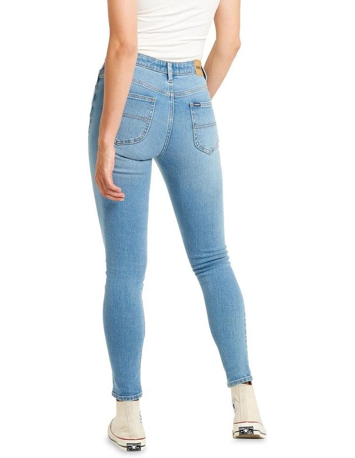 Mid Ankle Skimmer Jean image 4