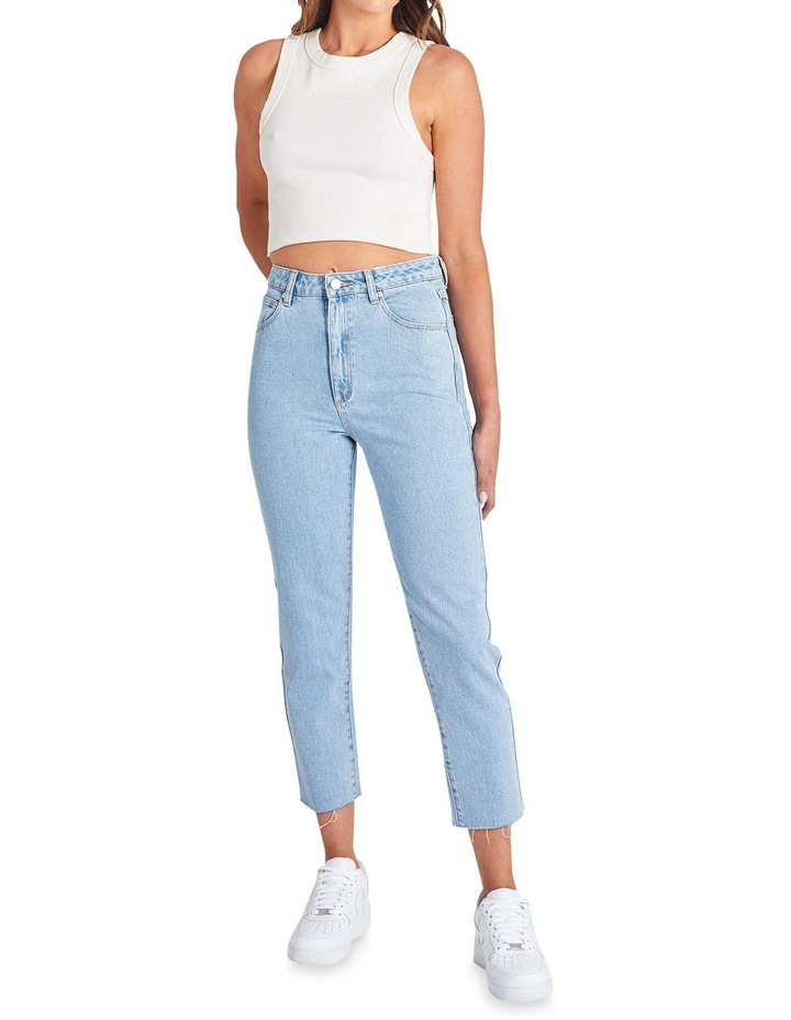 A 94 High Slim Petite Jean image 1