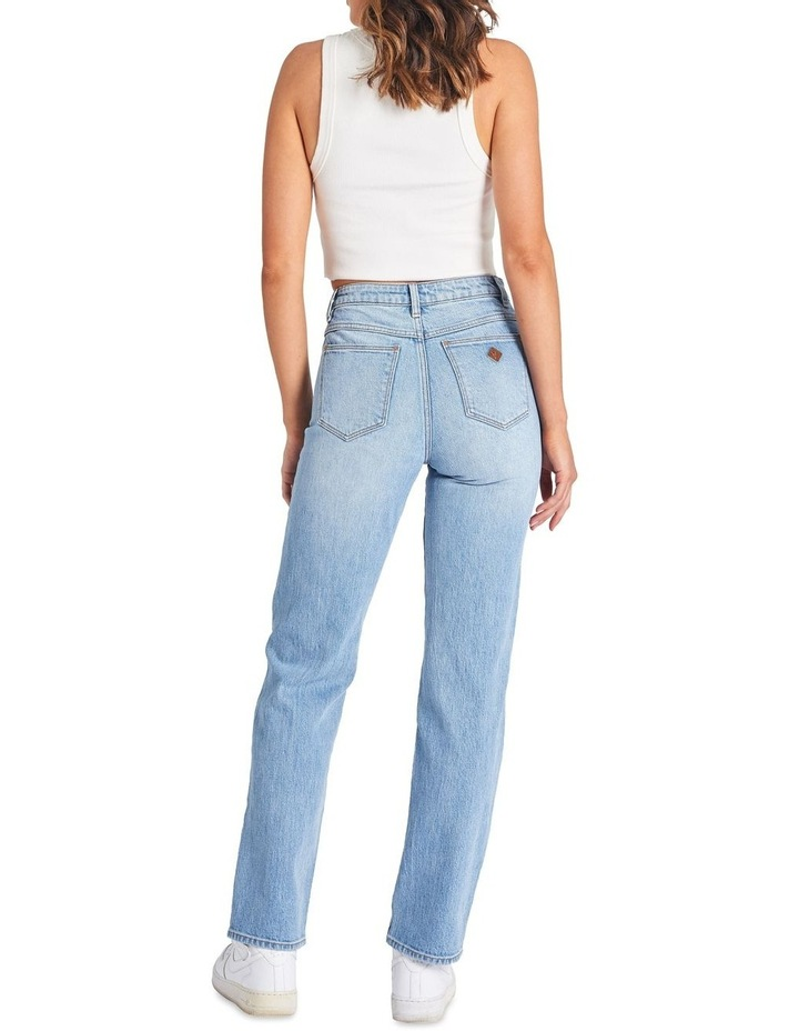 A '94 High Straight Lucy Organic Jeans image 2