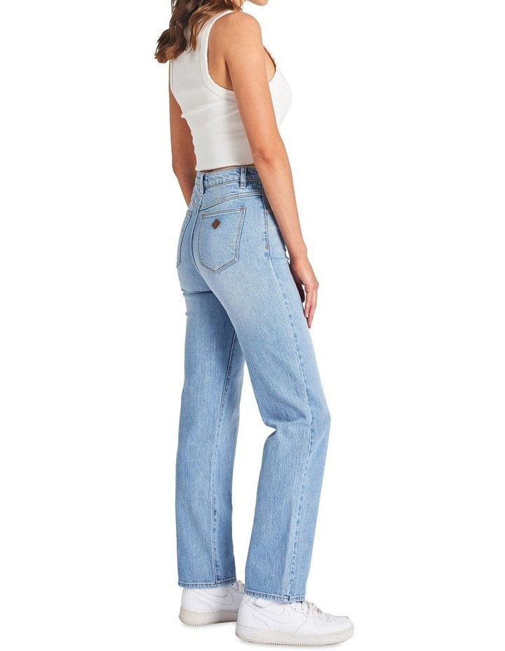 A '94 High Straight Lucy Organic Jeans image 3