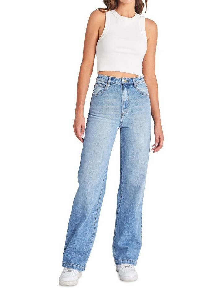 A '94 High & Wide Bae Town Jeans image 1