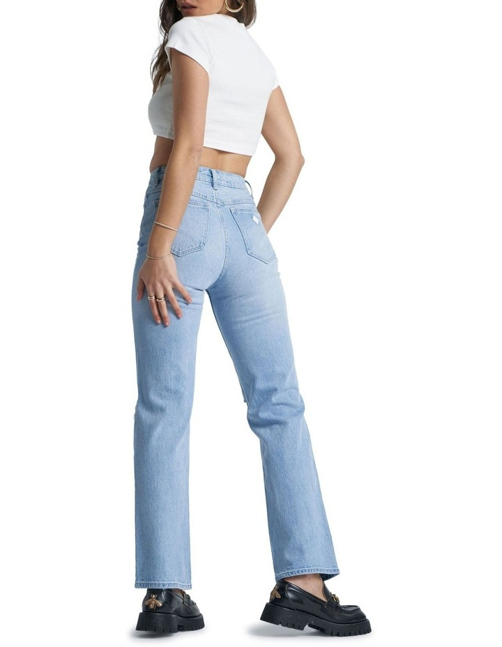 A '94 High Straight Gina Rip Jeans image 2