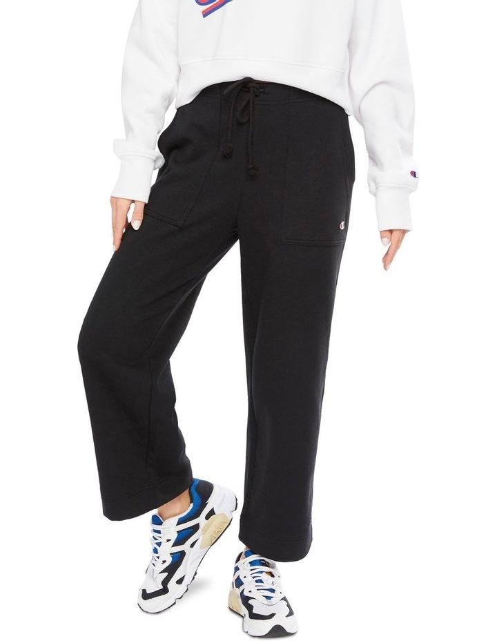 Wide Leg Crop Pant image 1