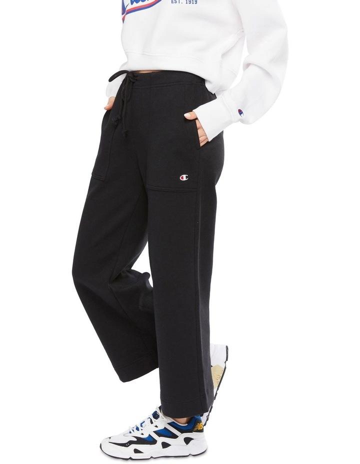 Wide Leg Crop Pant image 2