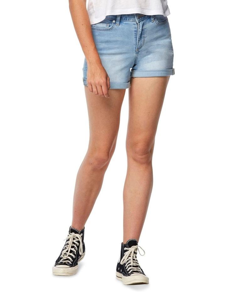 Mid Thigh Short Varsity Blue image 1