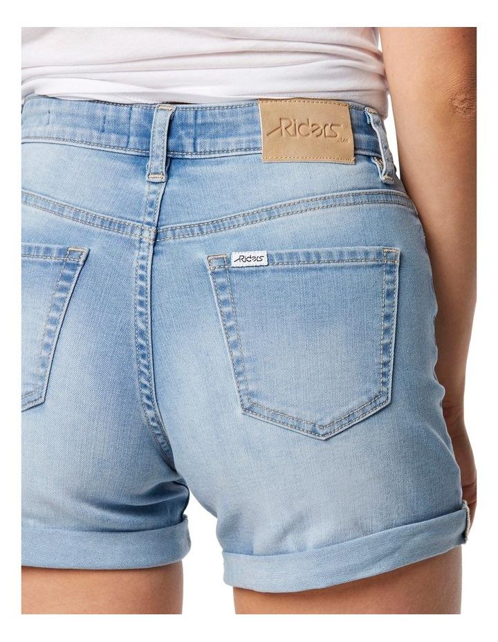 Mid Thigh Short Varsity Blue image 3