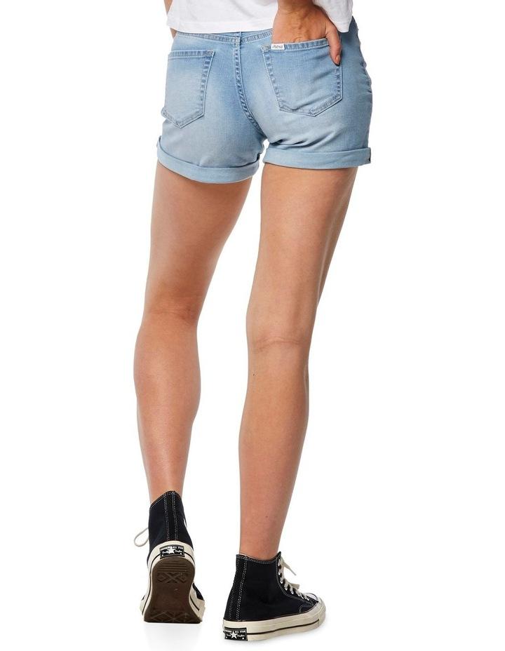 Mid Thigh Short Varsity Blue image 4