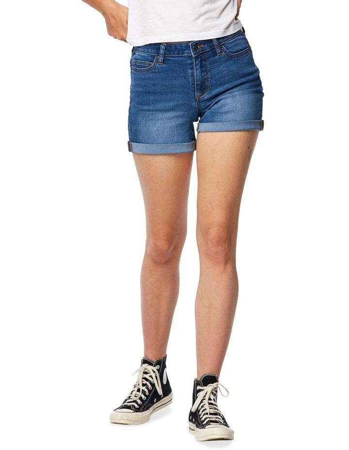 Mid Thigh Short Riverdale Blue image 1
