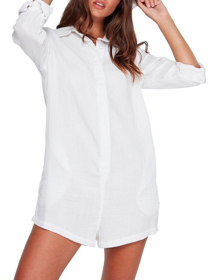Gia Cotton Playsuit image 1